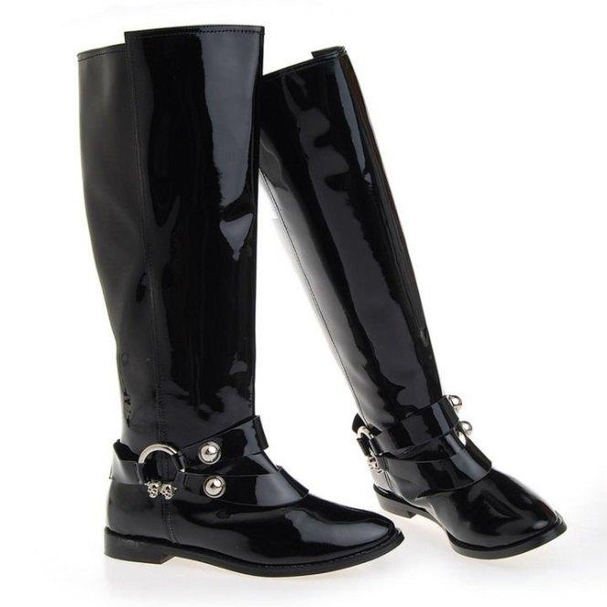 hot_sale_women_winter_long_boots_black