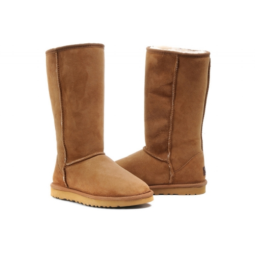 UGG Classic Tall Boots Brown 5815_e